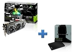 GALAX NVIDIA GeForce GTX 980 HOF 4GB Black TecLab Edition+FREE Galax Gamer 120GB SSD