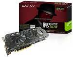 GALAX Nvidia GeForce® GTX 1070 EXOC 8GB