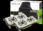 Galax Nvidia Geforce GTX 950 EXOC WHITE 2GB - X2 SLI BUNDLE