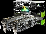 GALAX NVIDIA GeForce GTX 980 HOF 4GB Black TecLab Edition - X2 SLI BUNDLE