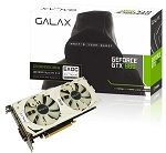 GEFORCE GTX 960 EXOC WHITE 2GB WHITE LED