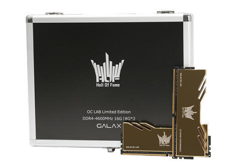 GALAX HOF Extreme OC Lab Edition DDR4-4600MHz 16GB Kit