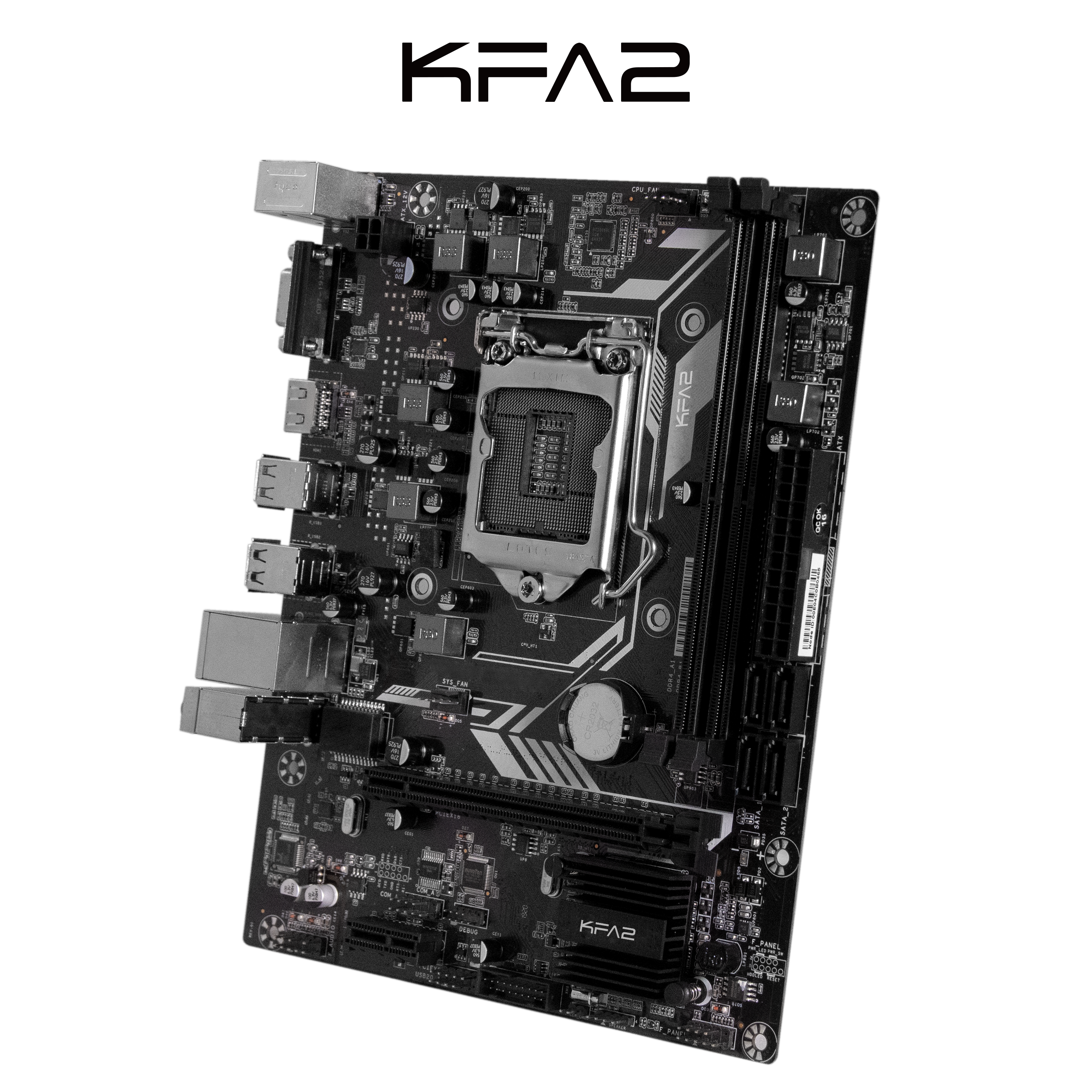 KFA2 A320M AMD Motherboard (Exclusive)